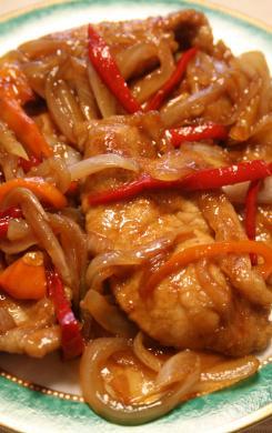 2009-7-22-生姜焼き