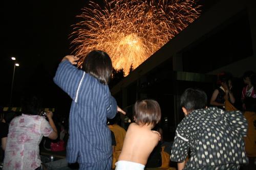 2009-8-1-花火②
