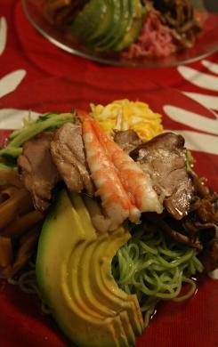 2009-8-11-冷麺