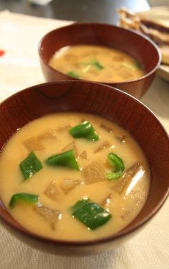 2009-8-17-冬瓜味噌汁