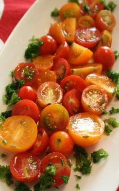 2009-8-19-トマトのマリネ