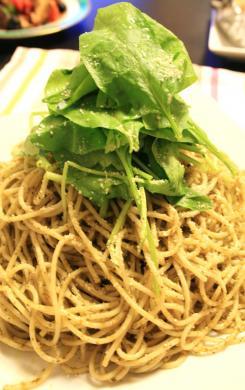 2009-9-15-ジェノバ風スパゲティー