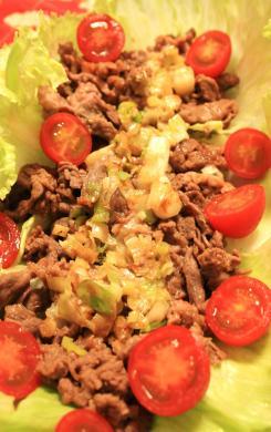 2009-9-16-牛肉カルビ