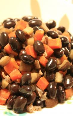 2009-9-17-五目黒豆