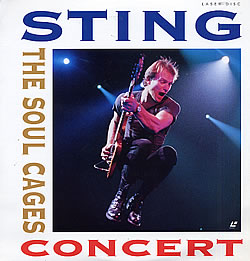 The Soul Cages Concert / Sting