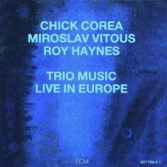 Trio Music,Live in Europe / Chick Corea