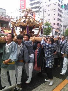 うしじま祭り