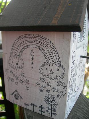 箱物に描くのは 描きにくいと思うが。。。