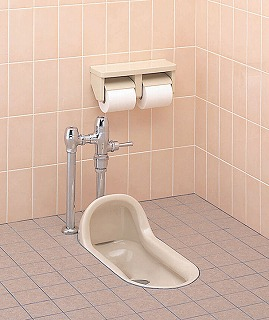 トイレは、やっぱり 「 和式 」 が一番 !!