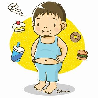 子供の肥満・・ 多いと思いませんか。