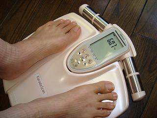 3月からダイエットを始めたS子さん・・ すでに2kg減りました。