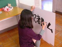 ★★新聞社・記者室描き