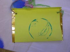 ◆銀行で売られた財布「葉」・印刷所に発注.JPG