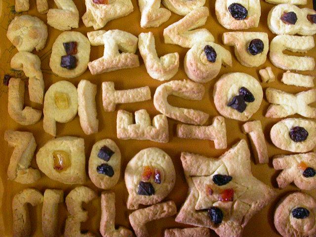 ★クッキー模様1