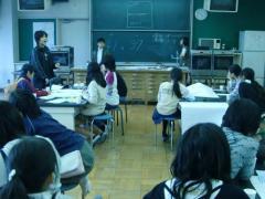★縮小・当日反省会