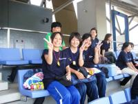 川之石高校野球部のマネージャー