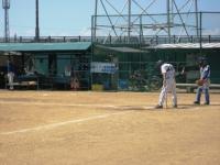 08年 杵柄クラブとの練習試合