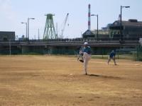 08年 杵柄クラブとの練習試合2