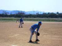 08年 杵柄クラブとの練習試合3