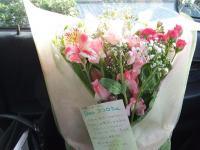 愛を込めて花束
