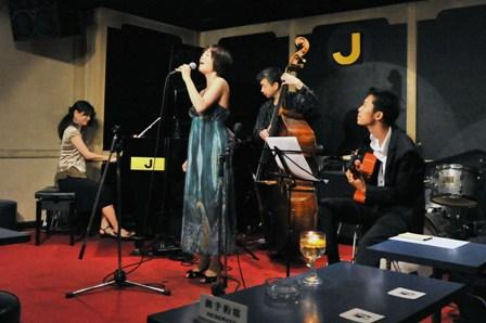 新宿J佐々木慧バンド(9月14日)
