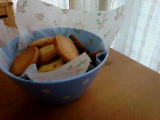 富澤商店のクッキー