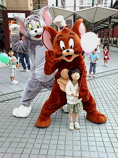 TOM and JERRY1