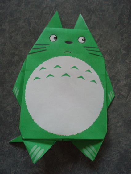 クリスマス 折り紙 折り紙 トトロ : miwaanblog.blog65.fc2.com