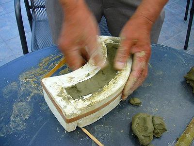 軒平瓦作り2