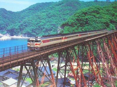 餘部鉄橋2