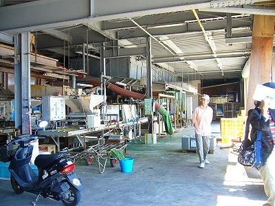 イリコ工場