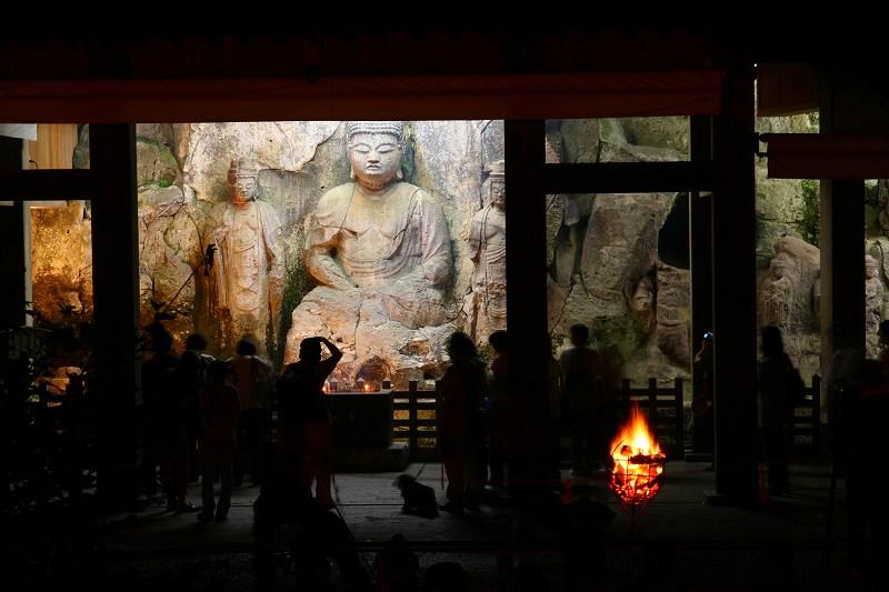 s-石仏火祭り20080830 114