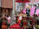 「島原城下ひなめぐり」パレード20120303