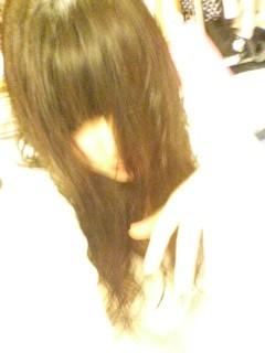 貞子ごっこ
