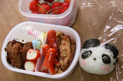 校外学習 お弁当