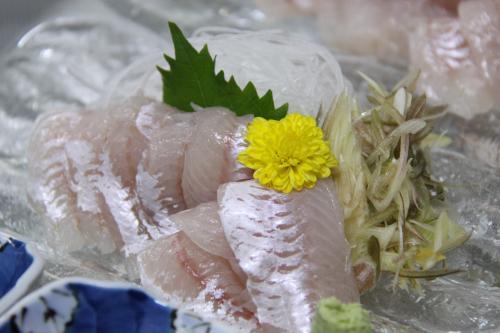 日本海 のどぐろ刺身
