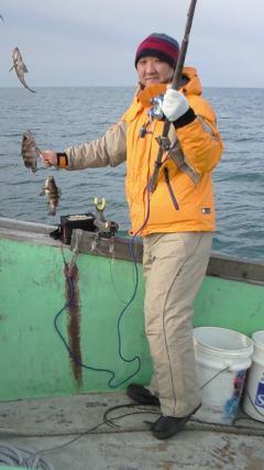 いそべの若大将 釣り日記 メバル釣り