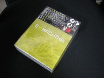 EX MACHINA-エクスマキナ- DVD