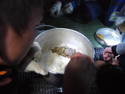 フキノトウ料理