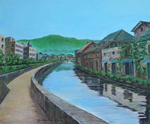 映・・・運河の町