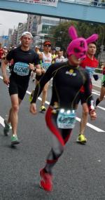 東京マラソン 047
