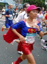 東京マラソン 055