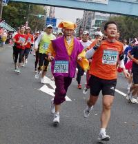 東京マラソン 056