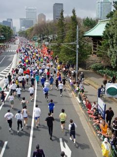 東京マラソン 064