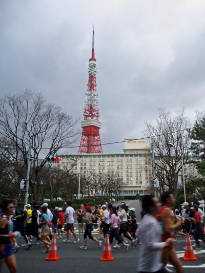 東京マラソン 066