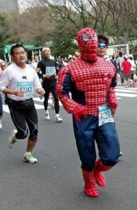 東京マラソン 070