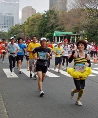 東京マラソン 078