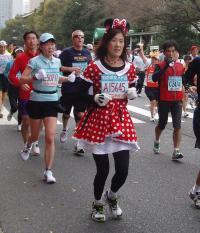 東京マラソン 091