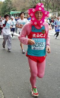 東京マラソン 093