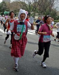東京マラソン 102